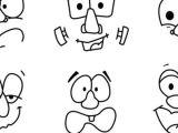 Drawing A Cartoon Santa Prslide Com Easy Drawing Guides Part 20