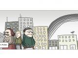 Drawing A Cartoon Strip Heidenspaa Lachen Mit Wulffmorgenthaler Bilder Fotos Welt