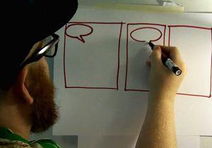 Drawing A Cartoon Strip How to Make A Comic Strip Youtube