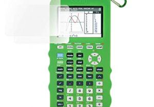 Drawing A Heart On A Graphing Calculator Amazon Com Silicone Case for Ti 84 Plus Ce Calculator Green