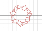 Drawing A Heart On A Graphing Calculator Desmos Staff Picks Math Examples