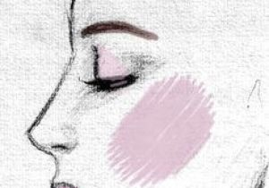 Drawing A Heart On Your Face Drawing Side Profile Girl Sketch Inspiration Drawings Art Art