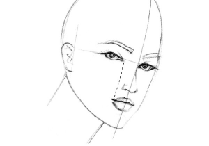 Drawing A Heart On Your Face Learn More About How to Draw the Three Quarter Face One Of the Most