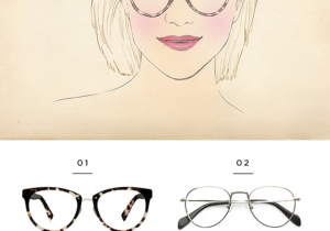 Drawing A Heart On Your Face the Best Glasses for All Face Shapes Ka Nh Mao T Pinterest Face