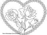 Drawing A Perfect Rose Malvorlage Rose Elegant Rosen Malvorlagen Zum Ausdrucken