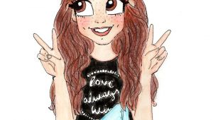 Drawing A Picture Of A Girl You Like Drawing Of My Pretty Iamrubyjay Happy Monday to Each and Everyone