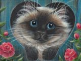 Drawing A Ragdoll Cat Incendiary Art Poems Triquarterly Books Cats Be My Valentine