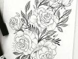 Drawing A Rose Design Pin Von Michelle Sander Auf Zeichnen Tattoos Tattoo Designs Und