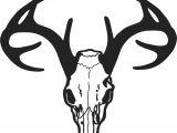 Drawing A Skull Easy This is Best Deer Skull Clip Art 14201 Deer Skull Drawing Free