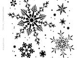 Drawing A Snowflake Delicate Snowflakes Stencil 6 5 X 6 Christmas Crafts