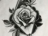 Drawing A Traditional Rose Neo Traditional Rose Google Search Art Tattoos Tattoo Designs