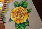 Drawing A Yellow Rose Pin by Haley Crookshanks On Doodles In 2018 Pinterest Drawings