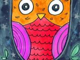 Drawing An Eye Pdf How to Draw An Owl Time 4 Art Art Projects Drawings Art