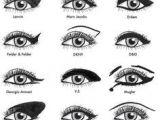 Drawing An Eye with Makeup Designer Eye Makeup Tips Make Up Makeup Eye Makeup Eye Makeup Tips