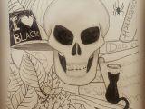 Drawing Animal Skulls Dieserrandomstuff On Twitter Draw Art Kunst Malen Drawing