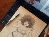 Drawing Anime Exercises Instagram Post by Melmadedooks Melmadedooks Illustration Art