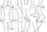 Drawing Anime Feet Feet Reference Zeichnen Pinterest Drawings Feet Drawing Und