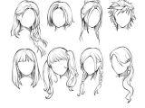 Drawing Anime Girl Head D D D D D Dod D D Dod Arts Drawings Manga Drawing Manga Hair