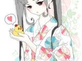 Drawing Anime Girl Kimono 171 Best Anime Images Drawings Anime Art Manga Anime