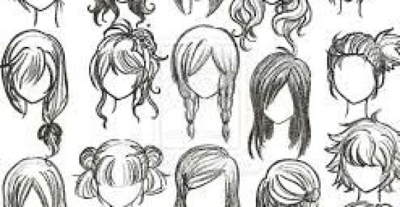 Drawing Anime Hair for Beginners How to Draw Anime Hair Step by Step for Beginners Google Search