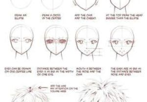 Drawing Anime Head Tutorial How to Draw Anime Faces Boy Drawing Tutorials References In 2019