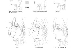 Drawing Anime Head Tutorial Pin by Wolf Drawing64 On Anime Manga Art Drawing Tips Pinterest