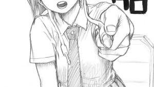 Drawing Anime Heroes Crobar Par Horikoshiko L Auteur De My Hero Boku No Hero