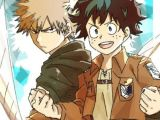 Drawing Anime Heroes Pin by Ajeng Fani On Bakugou X Midoriya Pinterest My Hero