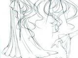 Drawing Anime Ideas List Inspiration Clothing Manga Art Drawing Anime Girl Woman Ninja