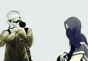 Drawing Anime In islam 147 Best Anime islam Images Drawings islamic Art Muslim Girls