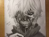 Drawing Anime Japan Arteyata On Instagram Done My Drawing Of Kaneki Ken tokyo Ghoul