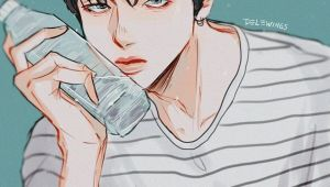 Drawing Anime Kpop Bts Fanart Namjoon K Pop Art Love Bts Bts Drawings Bts Fans