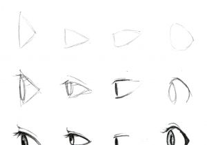 Drawing Anime Male Eyes Manga Eyes Side View Anime and Manga Drawing Drawings Manga