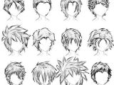 Drawing Anime Male Head 20 Male Hairstyles by Lazycatsleepsdaily On Deviantart I Like to