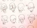 Drawing Anime Male Head Expression Meme Coole Anime Bilder Drawings Drawing Reference