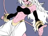 Drawing Anime On android Phone android 21 Dbz Pinterest Dragon Ball Dragon Ball Z and Dragon
