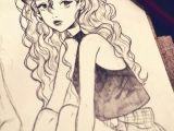 Drawing Anime On Laptop Pin On Anime Girl
