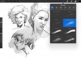 Drawing Anime Procreate 33 Of the Best Procreate Brushes Architecture Ipad Ipad Pro