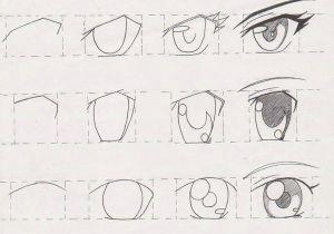 Drawing Anime Using Computer Manga Tutorial Female Eyes 01 by Futagofude 2insroid Deviantart Com