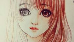 Drawing Anime with Colored Pencil 121 Best Anime Drawing Images How to Draw Manga Manga Drawing