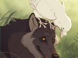 Drawing Anime Wolves Grassland Splendor by Naviira Deviantart Com On Deviantart Animal