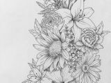 Drawing Big Flowers 3278 Best Art Drawing Flowers Images In 2019 Colouring Pencils