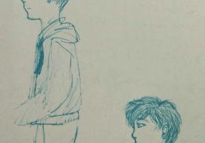 Drawing Boy Eyes Random Like Myself Boy Eye Disney Collab Drawing Design