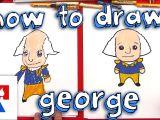 Drawing Cartoon 2 Full Free How to Draw A Cartoon George Washington Youtube