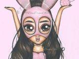 Drawing Cartoon Ariana Grande Ariana Grande Drawings