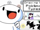 Drawing Cartoon Dogs Youtube Drawing New Pokemon Types W Jaiden Animations Youtube