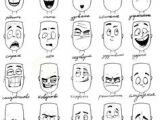 Drawing Cartoon Emotions 49 Best Expression Images Drawing Techniques Character Drawing