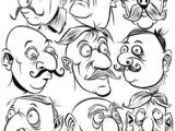 Drawing Cartoon Human Face 23 Best Cartoon Studies Images Disney Drawings Caricatures Art