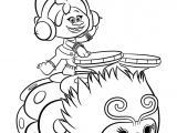 Drawing Cartoon Trolls Trolls Coloring Pages Dj Suki From the Thousand Photographs On the