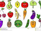 Drawing Cartoon Vegetables Cartoon Fruit and Vegetable Images Cartoon Funny Fruits and